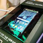 갤럭시노트8 출시되자 '노트7 보상프로그램' 논란